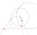 Apollonic circles for one point and two lines.png