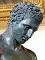 Apoxyomène de Croatie exposé au musée du Louvre -06.JPG