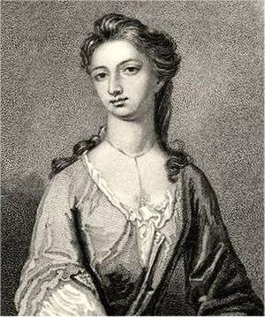 Arabella Fermor - Portrait after Peter Lely