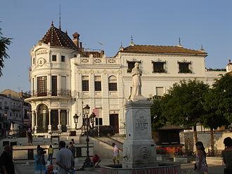 Aracena - Image: Aracena casino