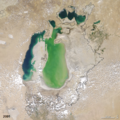 Aral sea 2000-2009-gif-source-file.xcf