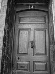 Aranda de Duero, Hand Carved Wooden Door, pic bb45.jpg