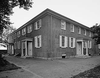 Arch Street Friends Meeting House - Image: Arch St Friends Meeting House