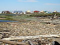 Arctic Ocean Shore and Settlement - Tuktoyaktuk - Northwest Territories - Canada - 01.jpg