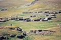 Ardahan 09 1984 Yayla auf dem Ardahan-Lavaplateau.jpg