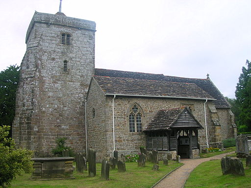 Ardingly Church 2