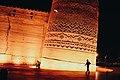 Arg karimkhan at night by Ghazal kohandel ارگ کریمخان در شب عکاس غزاله کهن دل 3.jpg