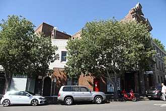 10-12a Argyle Place, Millers Point - 10-12a Argyle Place, pictured in 2019.