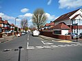 Argyll Avenue at junction with Park Avenue - geograph.org.uk - 1263387.jpg