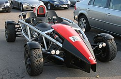 2.Ariel Atom 500 V8