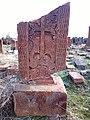 Arinj khachkar, old graveyard (44).jpg
