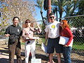 Arizona Greens ballot status signature collectors 20080209.jpg