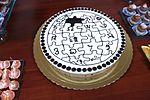 Վիքիպեդիա նախագծի 10-ամյակին նվիրված թխվածք
