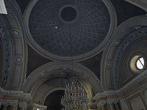 Armenian church of St. Catherine, interior, Saint-Petersberg.JPG, автор: Perfektangelll
