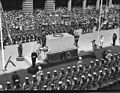 Armistice Day ceremony at the Cenotaph, Sydney, 11 November 1938 - photograph by Sam Hood (2985567476).jpg