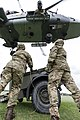 Army Air Corps Reserves train with Wildcat helicopters MOD 45164398.jpg