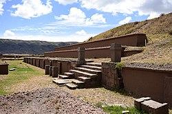 Arqueología de las culturas y etnias primitivas.