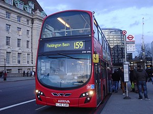Arriva London bus route 159.jpg