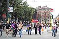 Arrivo al Gay Pride di Milano 2008 1 - Foto Giovanni Dall'Orto, 7-June-2008.jpg