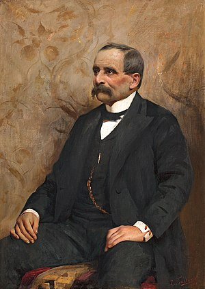 Cesare Tallone - Ritratto del conte Aldo Annoni, 1901 (Fondazione Cariplo)