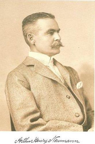 John Guille Millais - Arthur Neumann (1897)
