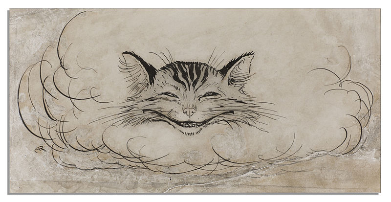 File:Arthur Rackham Cheshire Cat.jpeg