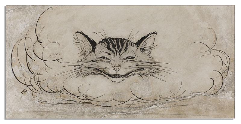 File:Arthur Rackham Cheshire Cat.jpeg