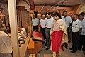 Arun Goel Visits Science And Technology Heritage Of India Gallery With NCSM Dignitaries - Science City - Kolkata 2018-09-23 4350.JPG