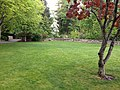 Ashland Oregon, entrance to Lithia Park, May 2014.jpg