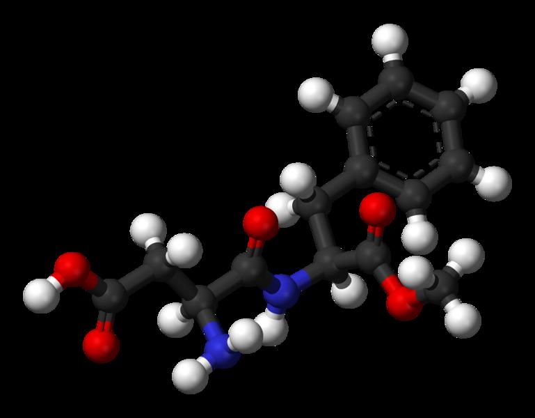 ملف:Aspartame-3D-balls.png