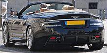 Aston Martin DBS V Wikipedia - Aston martin dbs v12