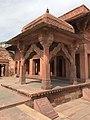 Astrologer's Seat, Fatehpur Sikri, Agra, MA01.jpg
