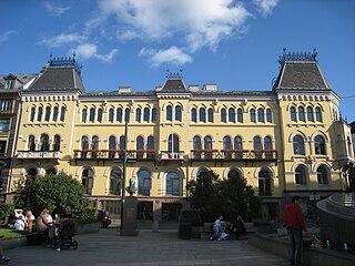 Paul Due Norwegian architect