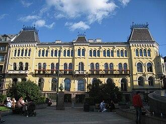 Paul Due - Athenaeum, Oslo
