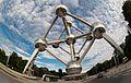 Atomium in Brussels, Belgium.jpg
