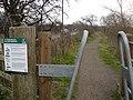 Attenborough Nature Reserve Path - geograph.org.uk - 1100140.jpg