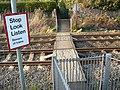 Attenborough railway crossing - geograph.org.uk - 1126854.jpg