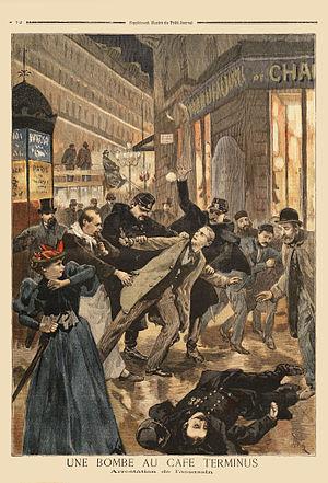 Émile Henry (anarchist) - Henry's capture