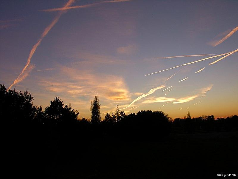 Au fil des avions