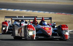 Champion Racing - Mazda Raceway Laguna Seca