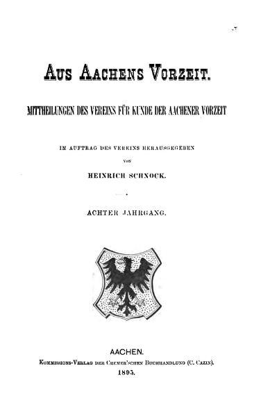 File:Aus Aachens Vorzeit 08 Jg 1895.djvu