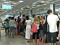 Ausreisekontrolle Flughafen Hurghada.JPG