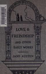 Austen - Love & Freindship and other early works.djvu