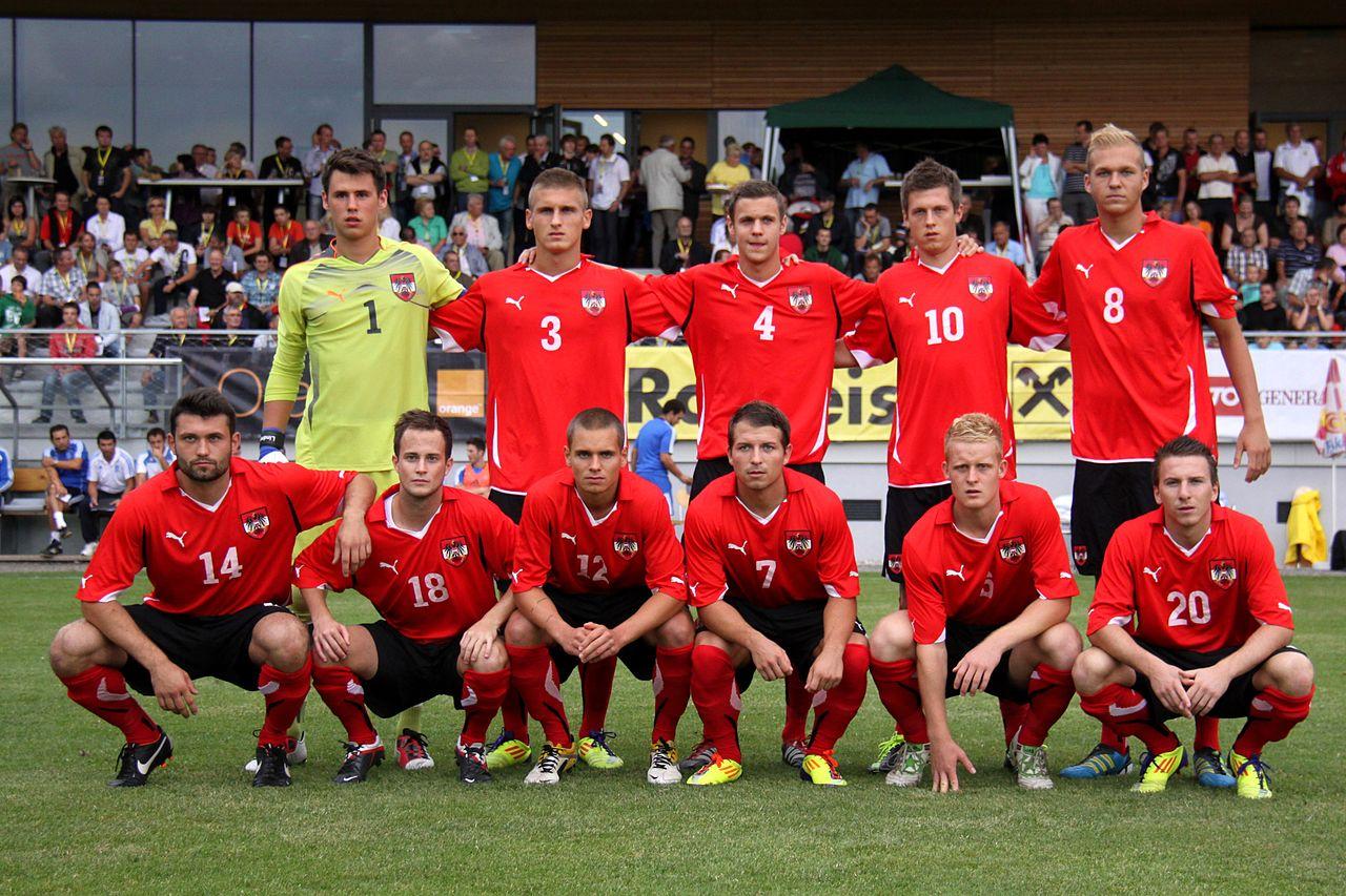 wiki austria national football team
