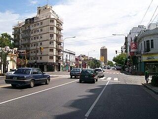 Agronomía Barrio in Buenos Aires, Argentina