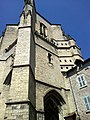Aveyron Villefranche De Rouergue Eglise Notre-Dame Porche 29052012 - panoramio.jpg
