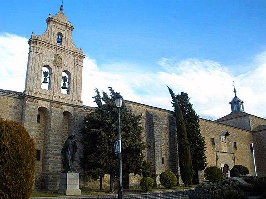 Convento de la Encarnación (Ávila)