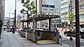Awajicho - Ogawamachi Station A1 20160507.JPG
