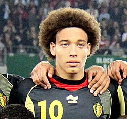 Axel Witsel 2008
