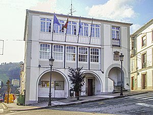 Boal - Town Hall of Boal